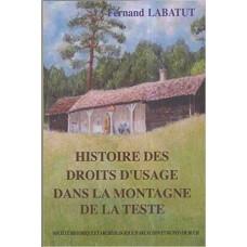 Histoire des droits d'usage dans la Montagne de La Teste