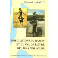 POPULATIONS du BASSIN d'ARCACHON et du VAL de l'EYRE de 1789 à nos jours